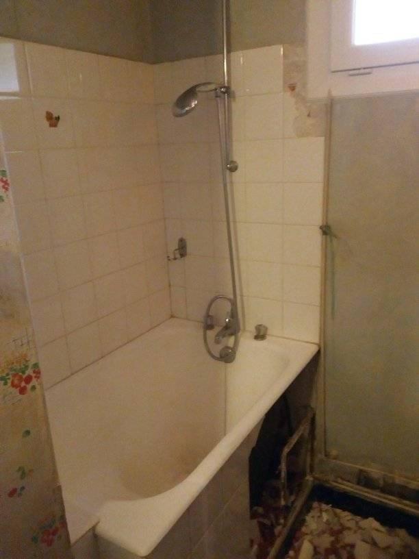 adaptation d une salle de bain pour des personnes à mobilité réduite avant et après