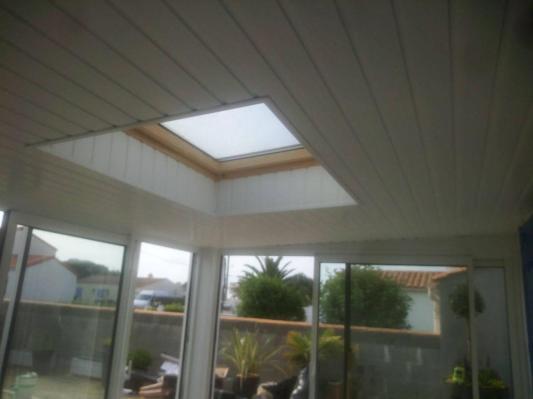 Fabrication d une veranda 4