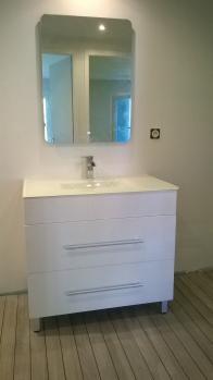 Salle de bains bressuire