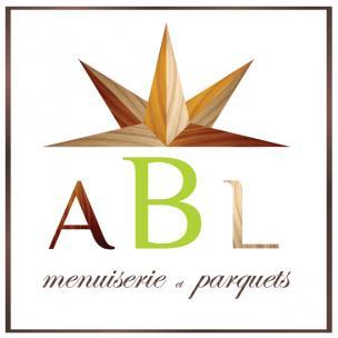 Logo menuiserie ABL