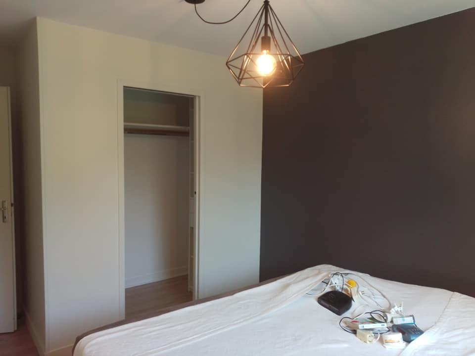 Renovation d une chambre avant apres 2